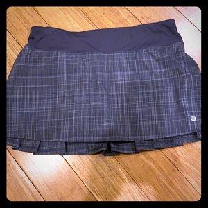 LULULEMON Pacesetter Skirt 1st edition